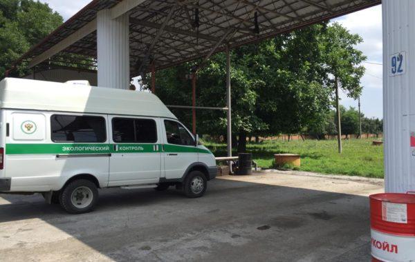 Выезд специалистов филиала ЦЛАТИ по Республике Северная Осетия-Алания  на проверку ООО «Мегаком».