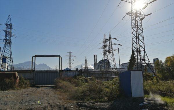 Отбор проб сотрудниками филиала ЦЛАТИ по Республике Северная Осетия-Алания.
