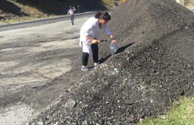 Участие специалистов филиала ЦЛАТИ по Республике Северная Осетия-Алания в рейдовом  осмотре  водоохраной зоны реки Ардон и ее притоков.